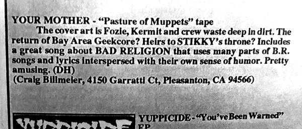 Pasture of Muppets Review