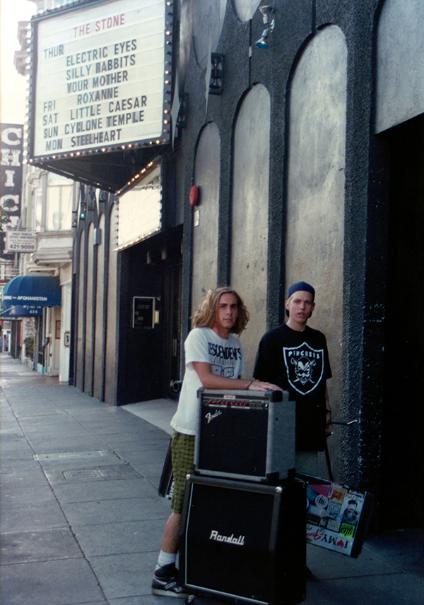 1991 The Stone Craig and Jared Marquee
