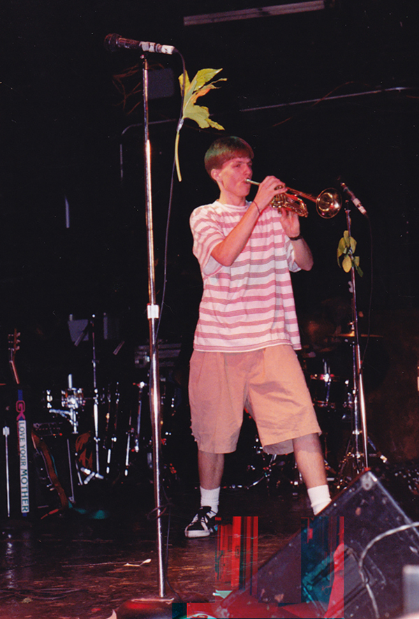 jared trumpet at the stone