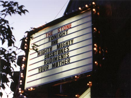 the stone marquee 2